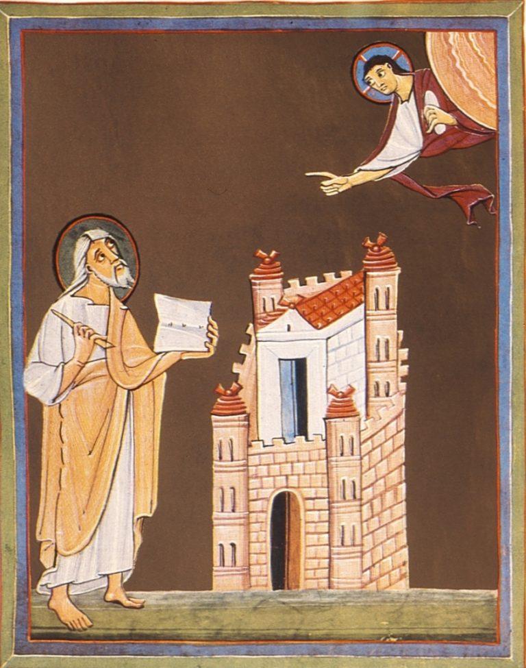 Послание Ангелу Лаодикийской церкви. 1000-1012
