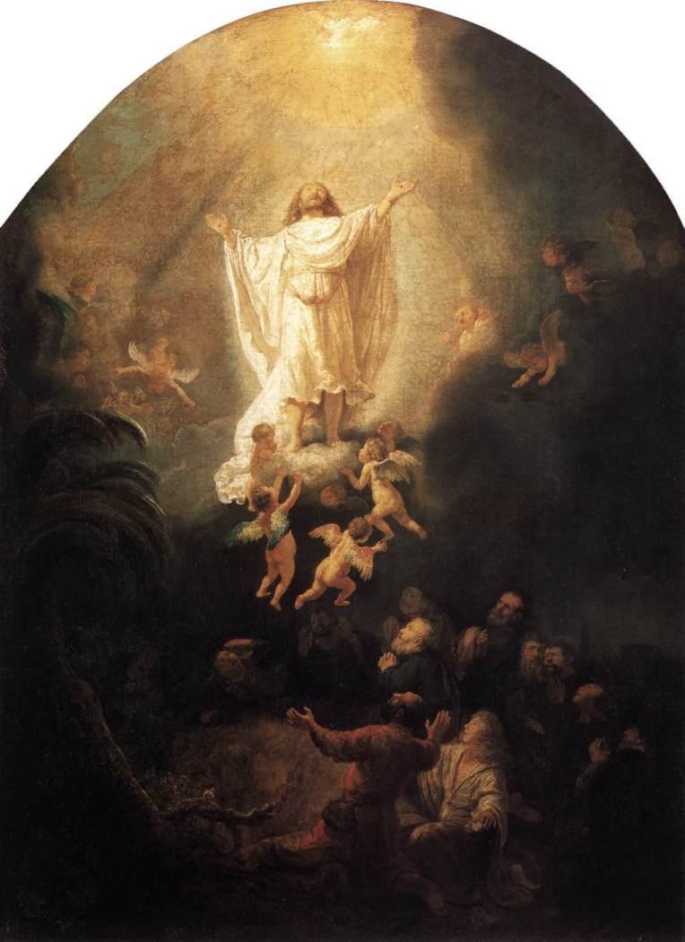 Вознесение Христа. 1636