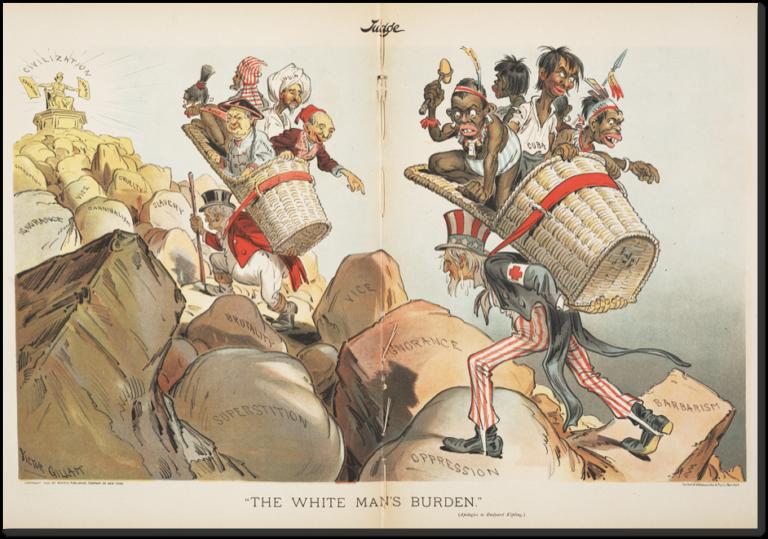 «Бремя белого человека»