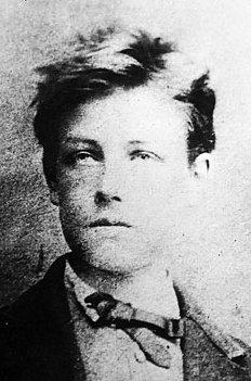 Артюр Рембо в 1872 г.