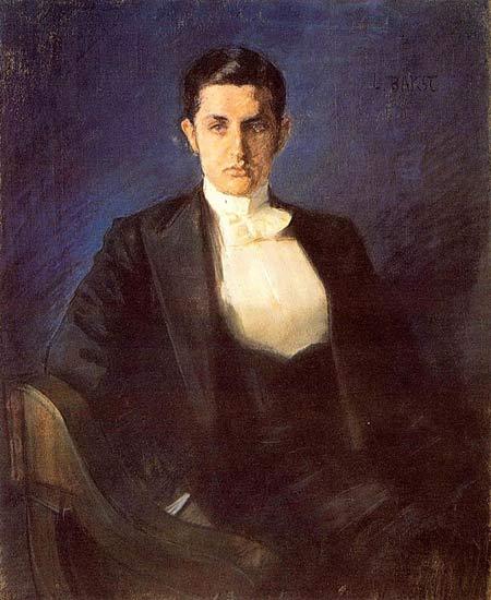 Портрет Дмитрия Философова (1872 – 1940)