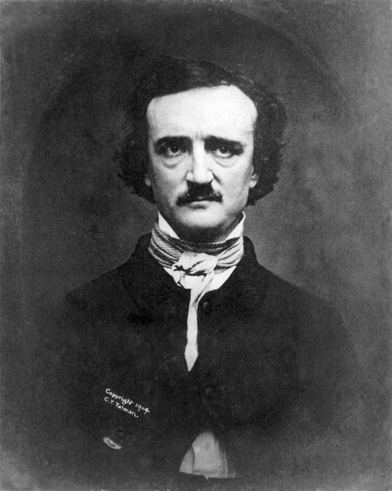 poe's exploration of the darker side Litr 5535: american romanticism as ichabod's thoughts turn to the darker side of but allows the exploration of possibilities, which poe wholly embraces.
