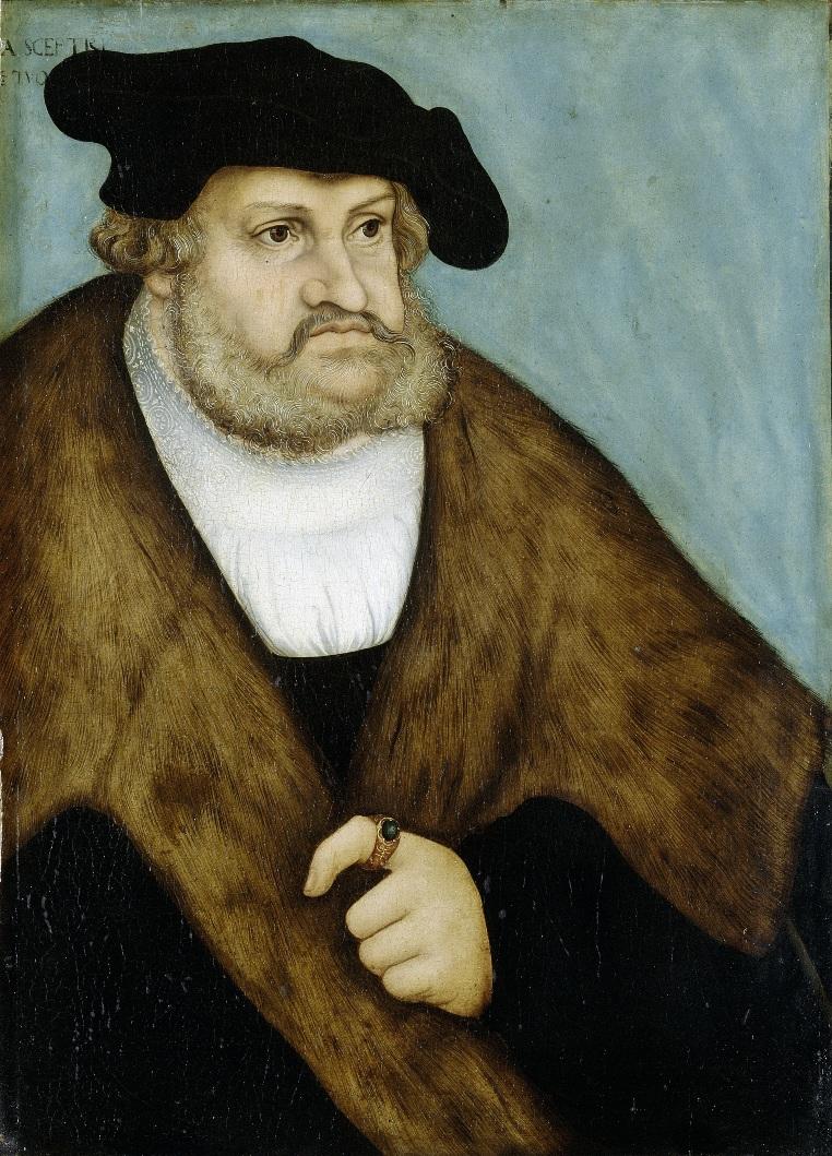 «Курфюрст Саксонии Фридрих III Мудрый»