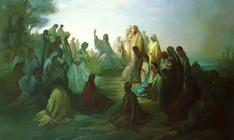 «Нагорная проповедь»