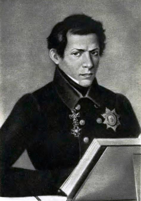 Николай Лобачевский (1792 - 1856)