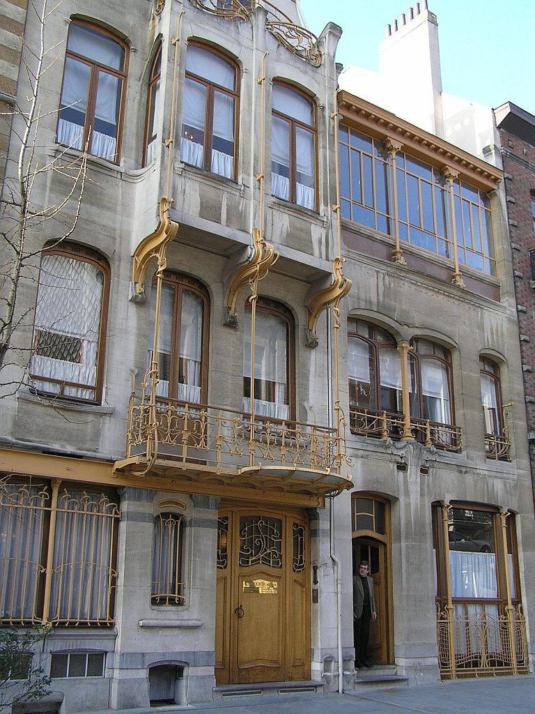 Дом Виктора Орта