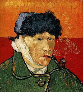 Висент Ван Гог (1853 — 1890)