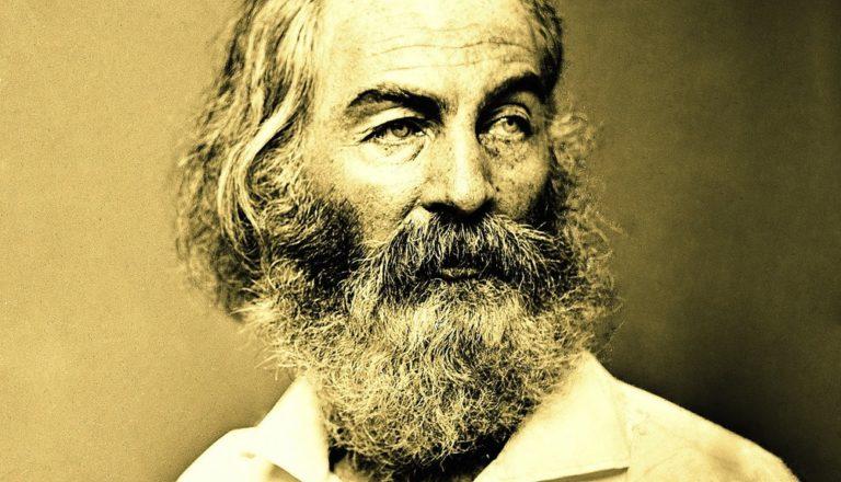 Уолт Уитмен (1819 - 1892)