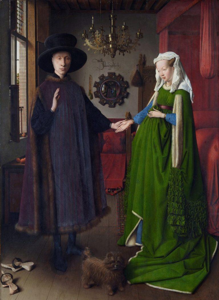 «Портрет четы Арнольфини» (1434)
