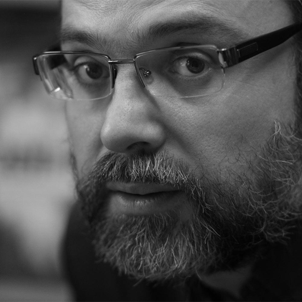 Андрей Борейко. Главный редактор Magisteria.ru