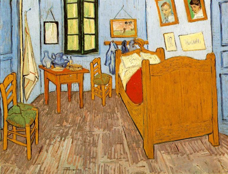 Спальня в Арле