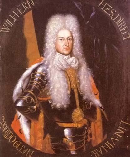Герцог Вильгельм Эрнст Саксен-Веймарский (1683 — 1728)