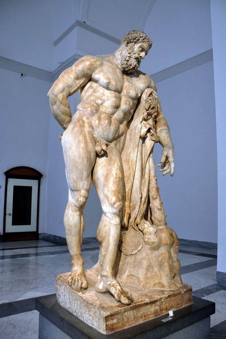 Геракл, сын Зевса