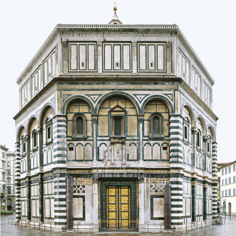 Флорентийский баптистерий (XI – XII вв.)