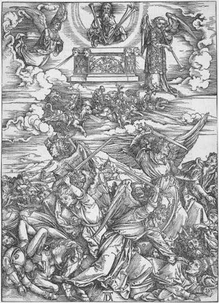 Битва ангелов (1498)