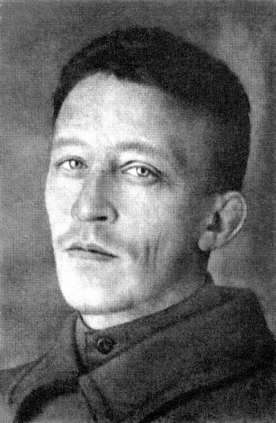 Александр Блок в 1918 году