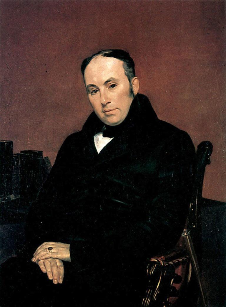 Портрет В. А. Жуковского (1837)