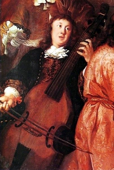 Дитрих Букстехуде (1674)