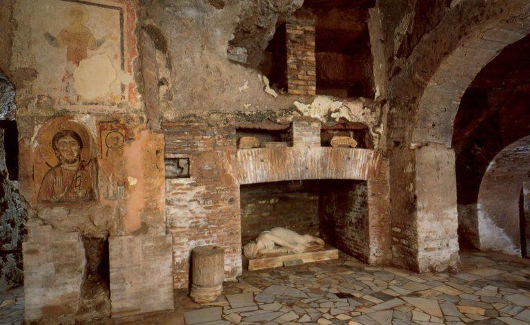 Раннехристианские катакомбы под Римом