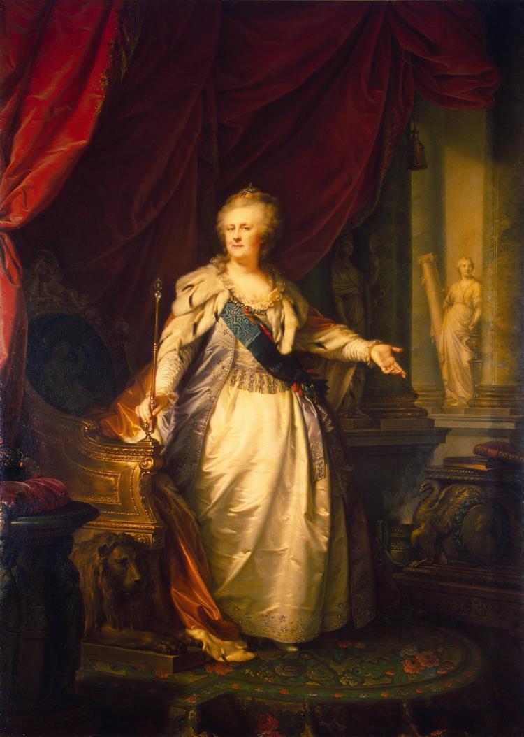 Екатерина II (1793)