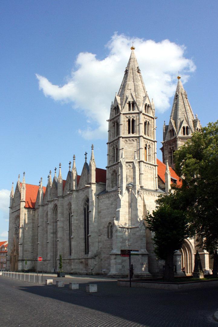 Церковь св. Власия Севастийского в Мюльхаузене