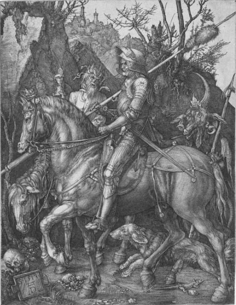 Рыцарь, смерть и дьявол (1513)