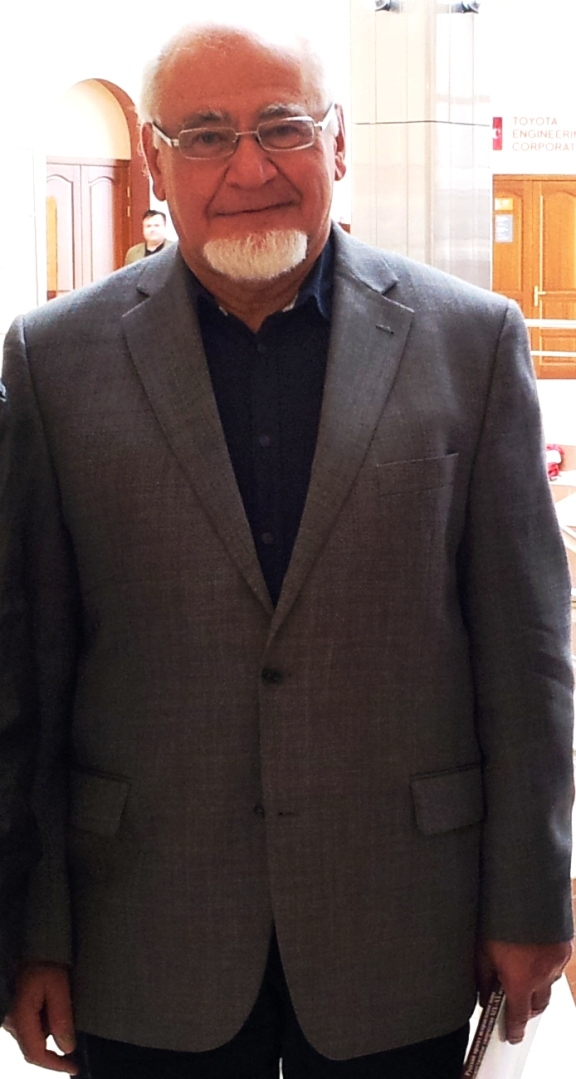 Гаспаров Борис Михайлович