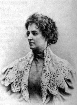 Зинаида Николаевна Гиппиус (1869 – 1945)