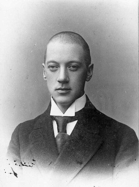 Николай Степанович Гумилев (1886 – 1921)