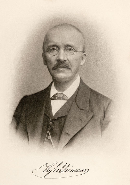 Генрих Шлиман (1822 – 1890)