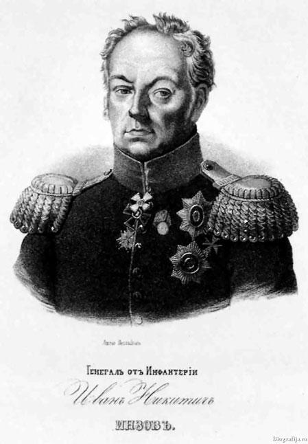 Иван Никитич Инзов (1768 – 1845)