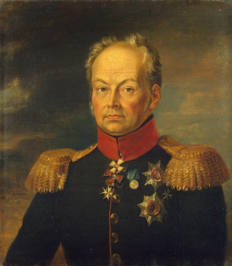 Иван Никитич Инзов, генерал от инфантерии (1768 – 1845)