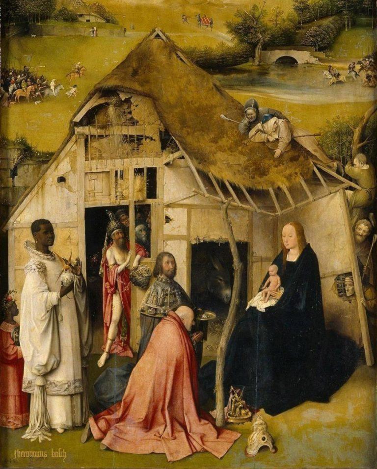 Поклонение волхвов (1510)