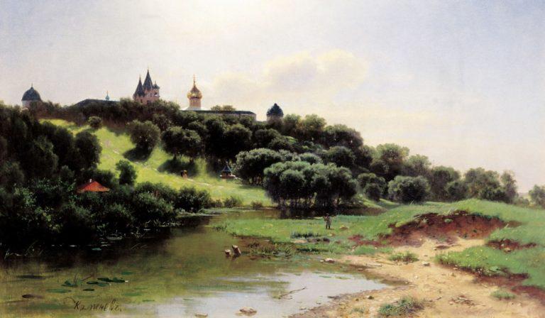 Саввино-Сторожевский монастырь в XIX веке (1860-е гг.)