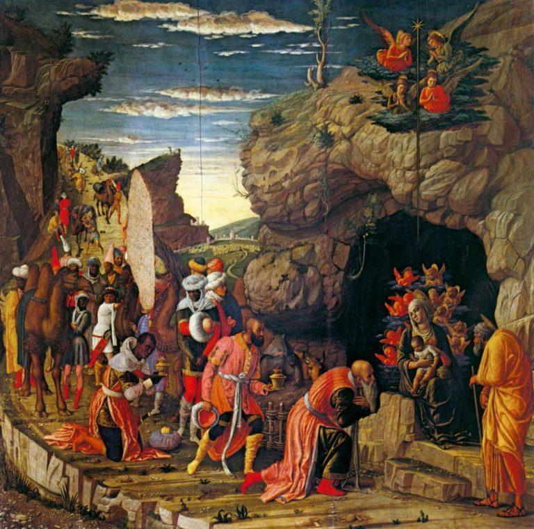 Поклонение волхвов (1461 - 1462)
