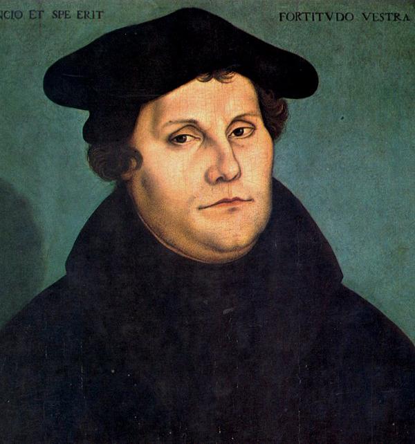 Мартин Лютер (1529)