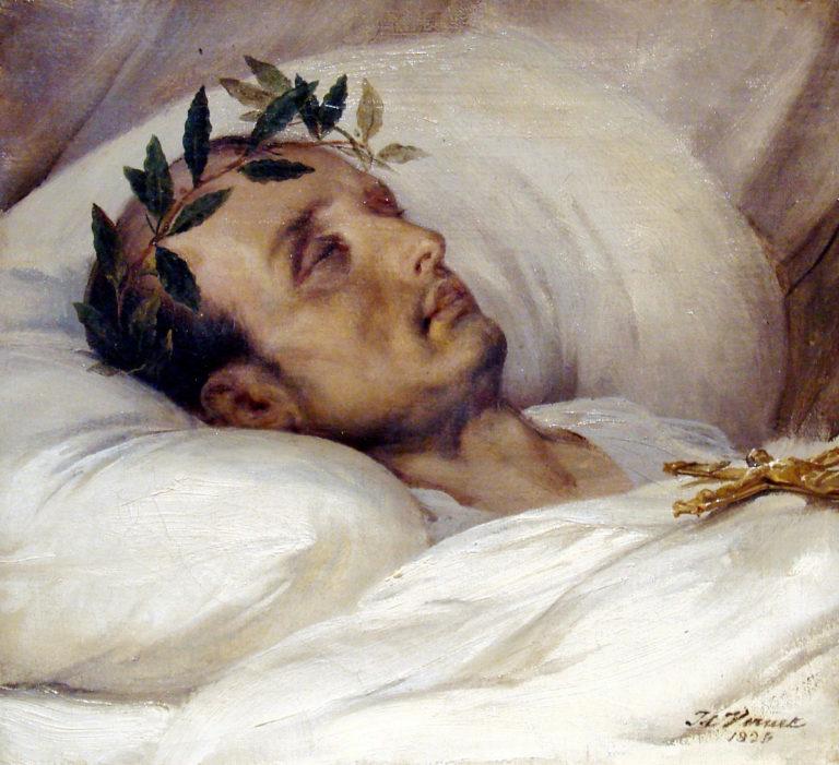 «Наполеон на смертном одре» (1826)