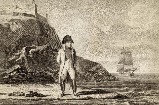 Наполеон I Бонапарт на Эльбе в 1814–1815 гг.