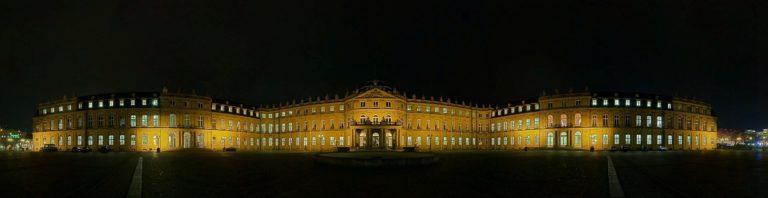 Дворец-резиденция вюртембергских герцогов и королей, г. Штутгарт