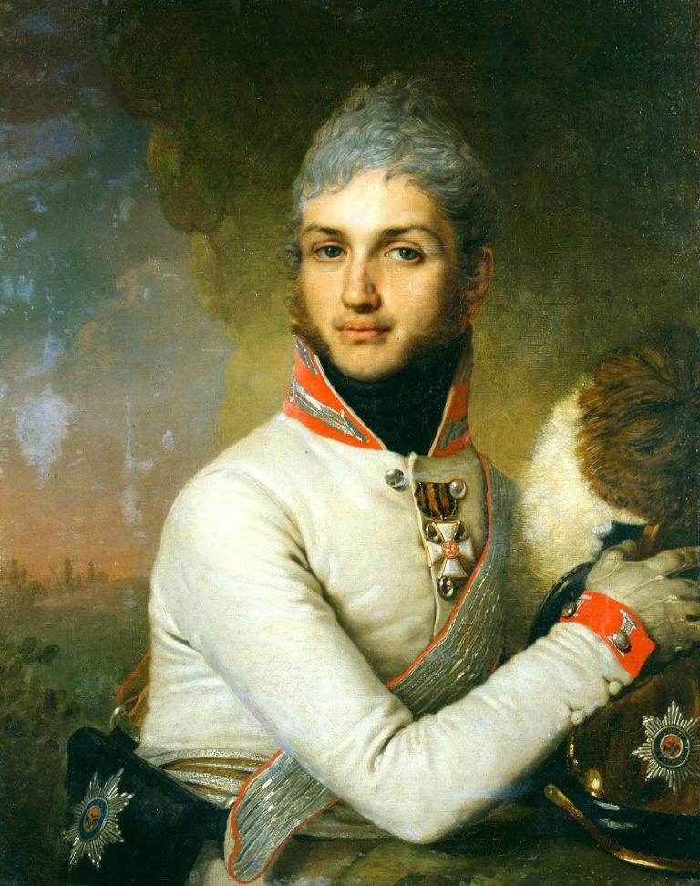 Князь Николай Григорьевич Репнин-Волконский (1778 – 1845)