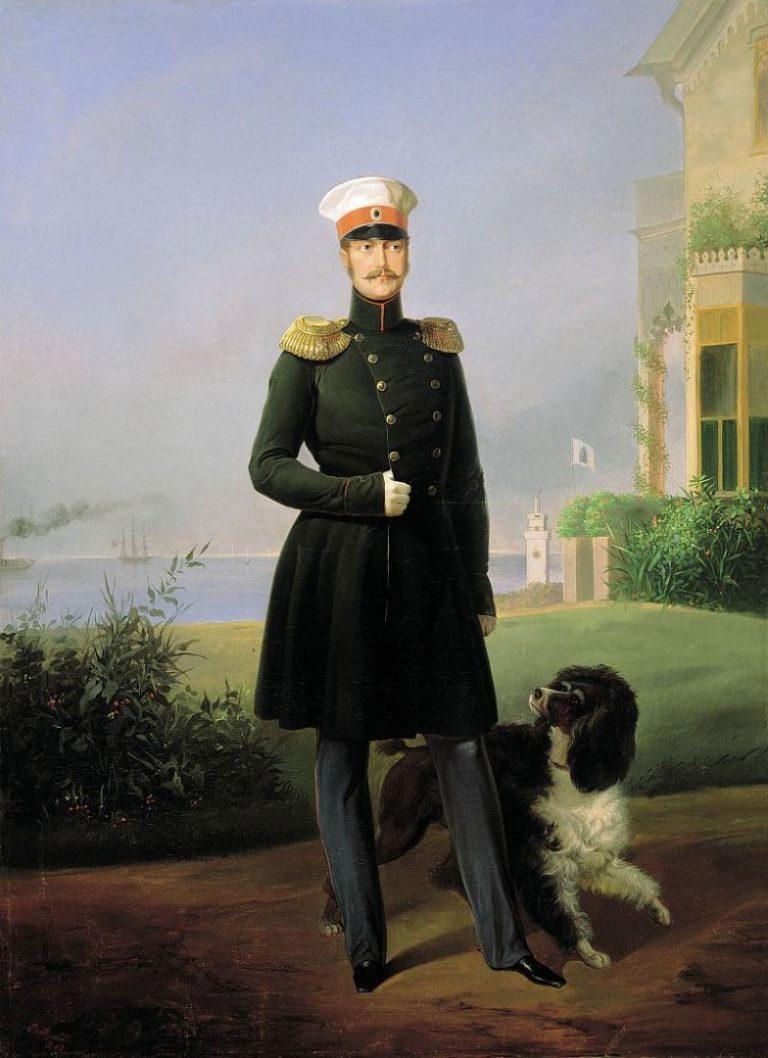 Николай I (1825–1855)