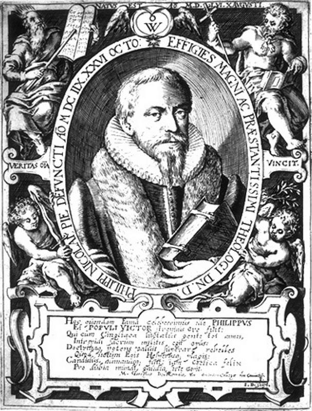 Филипп Николаи (нем. Philipp Nicolai; 1556 – 1608)