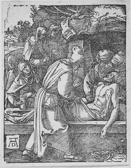 Положение во гроб (1509 – 1510)