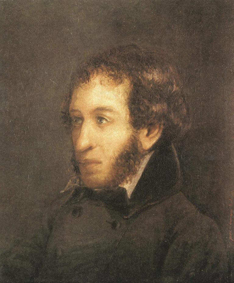 Последний прижизненный портрет Пушкина (1836)