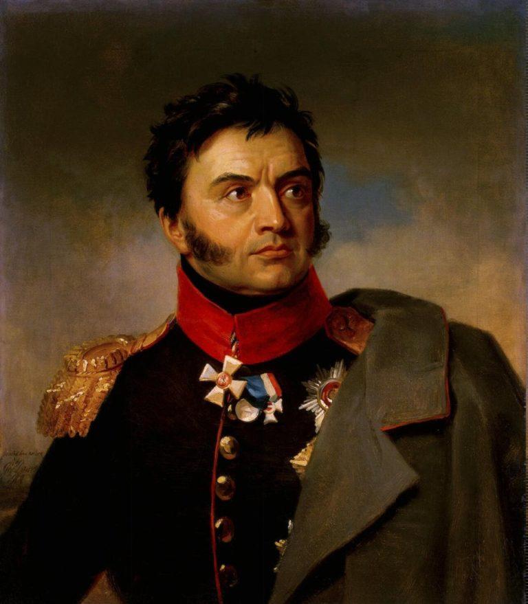 Николай Николаевич Раевский (1771—1829)