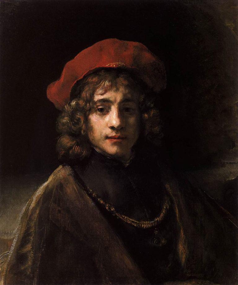 Потрет Титуса (1657)