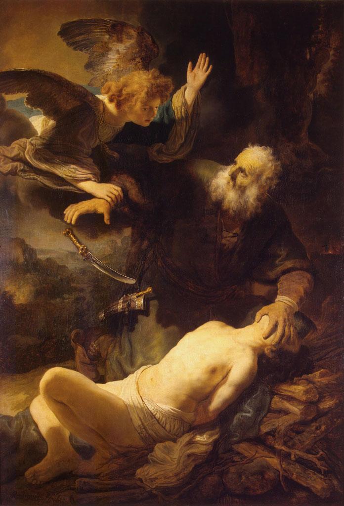 Жертвоприношение Авраама (1635)