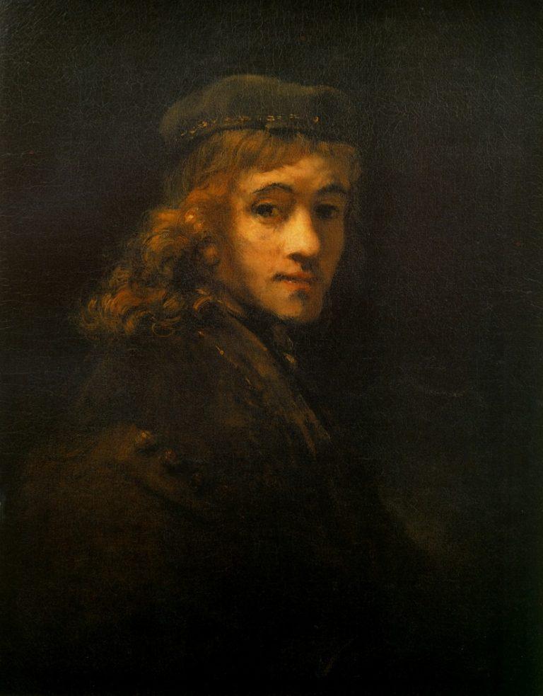 Портрет Титуса (1668)