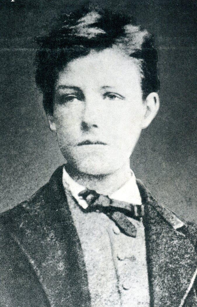 Артюр Рембо (1854 – 1891)
