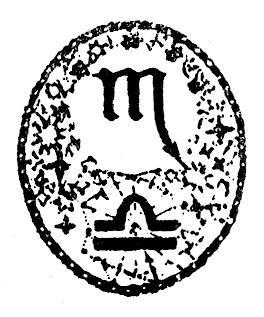 Логотип издательства «Скорпион»